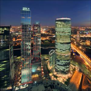 Где в Москве одни из самых лучшим мест для жилья