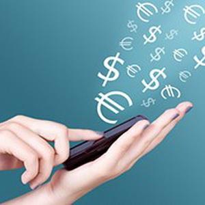 Пополнение счета телефона через интернет