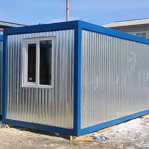 Блок-контейнер сборный