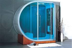 гидромассажные ванны, душевые кабины