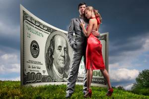 Эротика и деньги