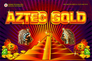 игрового автомата Aztec Gold