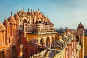 Джайпур в Индии - краткая история и достопримечательности