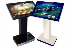 Сенсорные панели и интерактивные экраны