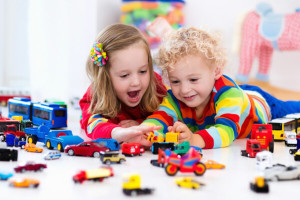 Детские игрушки - как правильно подобрать?